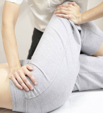 Groin Area Treatment
